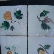 Antigüedades: RAJOLES CATALANAS / AZULEJO CATALÁN. Lote 205722031