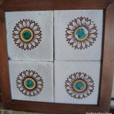 Antigüedades: RAJOLES CATALANAS / AZULEJO CATALÁN. Lote 205722313