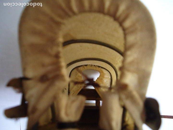 Antigüedades: INTERIOR DE LA CARAVANA. - Foto 5 - 205740782
