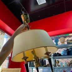 Antigüedades: PRECIOSA LAMPARA DE TECHO. Lote 205441162