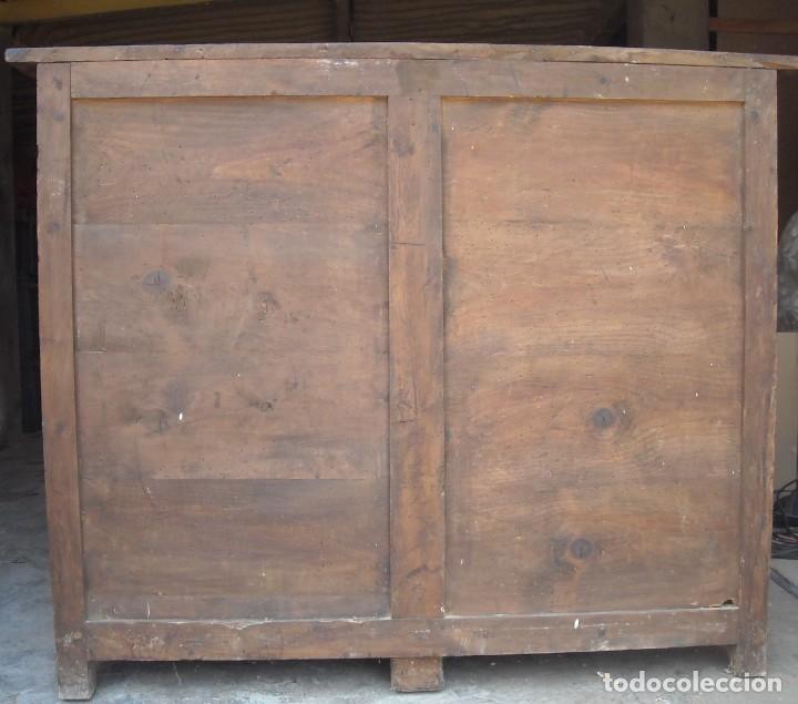 Antigüedades: Cómoda española Felipe V - Foto 3 - 205776891