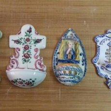 Antigüedades: BENDITERAS. Lote 205783532