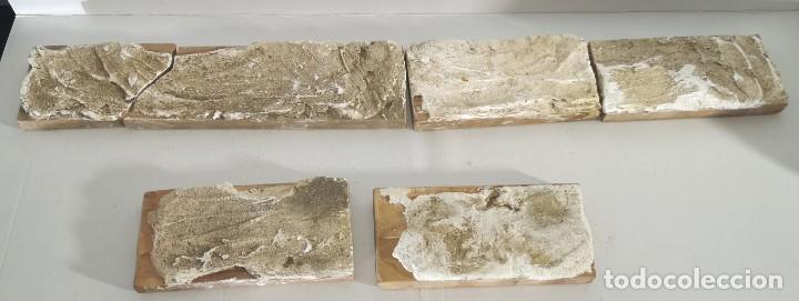 Antigüedades: AZULEJOS DE ALIZAR EN CUERDA SECA, TRIANA MENSAQUE - Foto 5 - 205796985