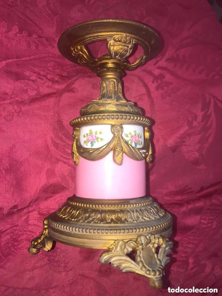 CENTRO DE MESA LUIS XVI. S. XIX. (Antigüedades - Hogar y Decoración - Centros de Mesas Antiguos)