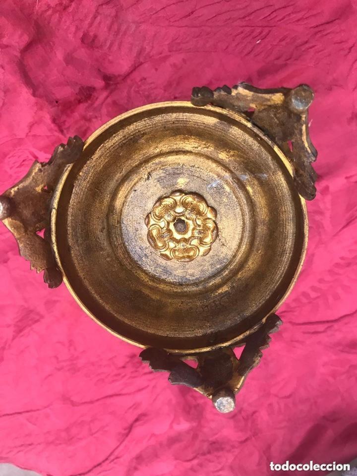 Antigüedades: Centro de mesa Luis XVI. S. XIX. - Foto 2 - 205811903