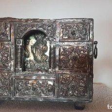 Antigüedades: ESCRITORIO PAPELERA. Lote 205812297