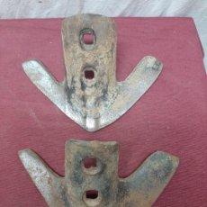 Antiquités: REJAS DE ARADO/ CULTIVADOR..... Lote 205834660