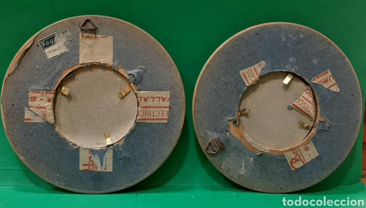 Antigüedades: LOTE DE 5 PAREJA DE MARCOS PARA MINIATURAS. PPS S. XX. - Foto 11 - 205835998