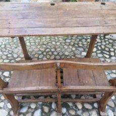 Antigüedades: PUPITRE ESCUELA.. Lote 205856681