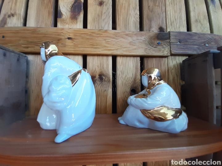 Antigüedades: Figuras abuelas - Foto 2 - 205895190