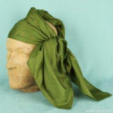 Antigüedades: PAÑUELO DE CABEZA PARA INDUMENTARIA TRADICIONAL. Lote 206161617