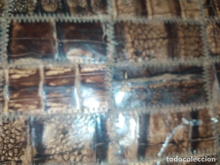 Antigüedades: MALETÍN PIEL COCODRILO MADE IN SPAIN MARCA PRIMERO CIERRE AMIET PRECIOSO ÚNICO - Foto 24 - 175162404