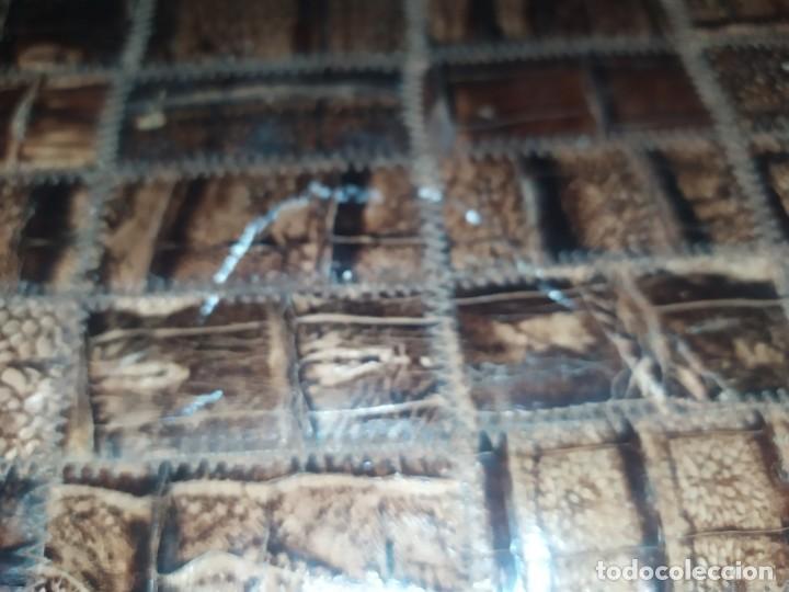 Antigüedades: MALETÍN PIEL COCODRILO MADE IN SPAIN MARCA PRIMERO CIERRE AMIET PRECIOSO ÚNICO - Foto 31 - 175162404