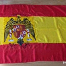 Oggetti Antichi: BANDERA ESPAÑA ÁGUILA SAN JUAN IMPERIAL 1977-1981. BANDERA FRANQUISTA. Lote 206193005