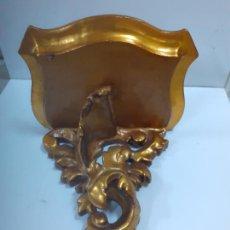 Antigüedades: PEANA/MENSULA ORO FINO. Lote 206211713