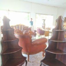 Antigüedades: PAREJA RINCONERAS. Lote 206256330
