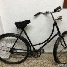 Antigüedades: BICICLETA ALEMANA U HOLANDESA ORIGINAL A LOS 50. Lote 206266181