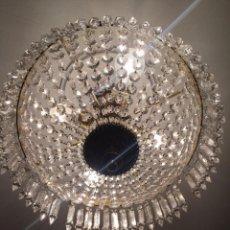 Antigüedades: LAMPARA DE TECHO. Lote 206273920