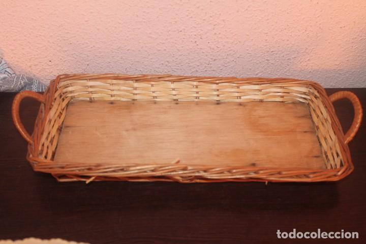 Antigüedades: dos bandejas - Foto 2 - 206280990