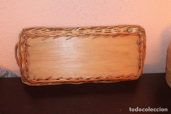 Antigüedades: dos bandejas - Foto 3 - 206280990
