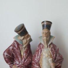 Antigüedades: MAGISTRADOS CHINOS DE GRES DE LLADRÓ. Lote 206287301