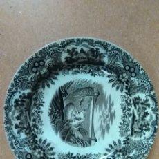 Antigüedades: PICKMAN VISTAS PUENTE CON BARCOS VISTAS CARTUJA. Lote 206295868