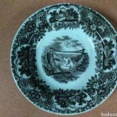 Antigüedades: PICKMAN SIGLO XIX PUENTE. Lote 206295960