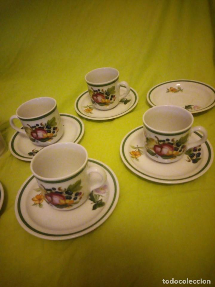 Antigüedades: Bonito servicio de café de porcelana seltman weider bavaria w. germany - Foto 3 - 206312856