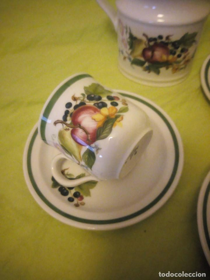 Antigüedades: Bonito servicio de café de porcelana seltman weider bavaria w. germany - Foto 5 - 206312856