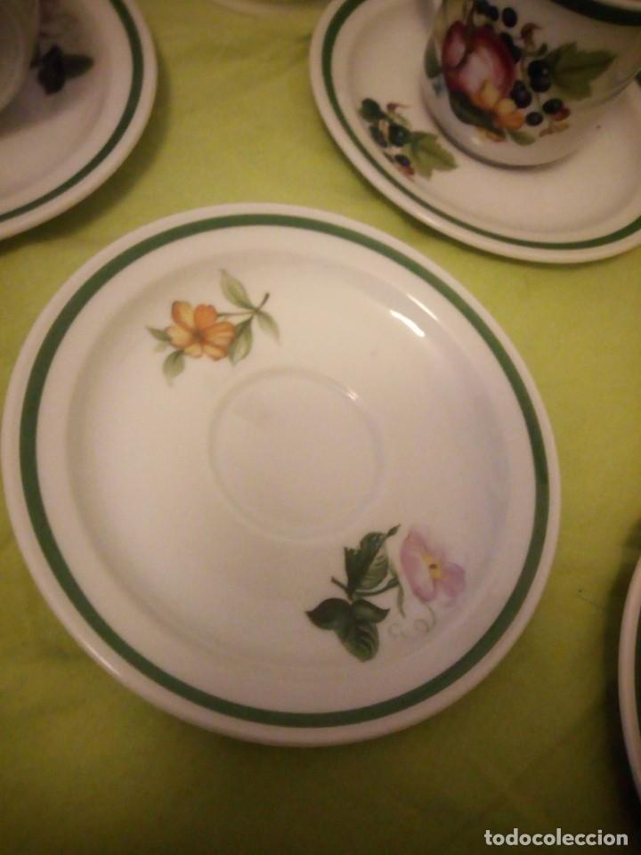 Antigüedades: Bonito servicio de café de porcelana seltman weider bavaria w. germany - Foto 6 - 206312856