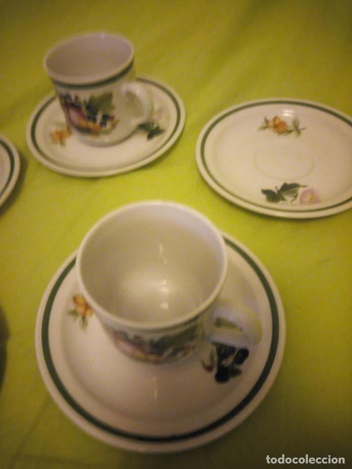 Antigüedades: Bonito servicio de café de porcelana seltman weider bavaria w. germany - Foto 7 - 206312856