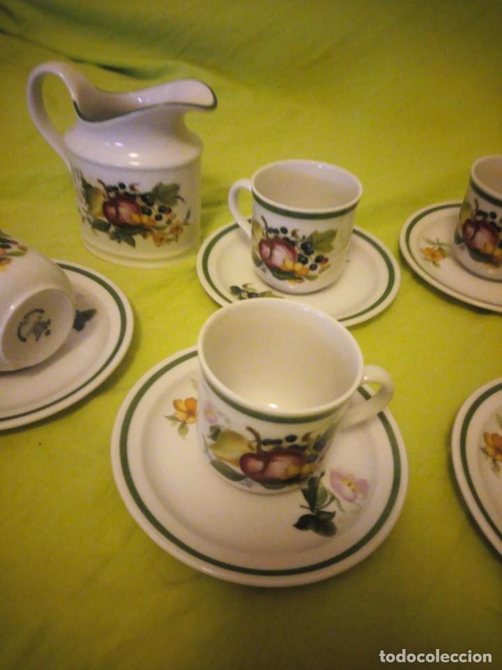 Antigüedades: Bonito servicio de café de porcelana seltman weider bavaria w. germany - Foto 8 - 206312856
