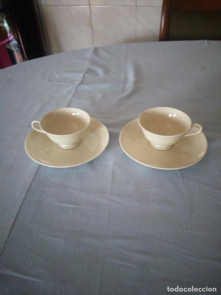BONITO TU Y YO DE CAFE ,PORCELANA H&C SELB BAVARIA GERMANY HEINRICH (Antigüedades - Porcelana y Cerámica - Alemana - Meissen)