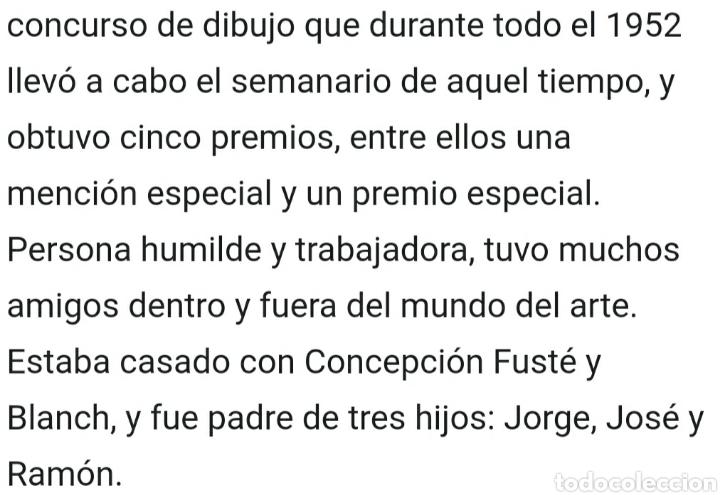 Antigüedades: Jaume Cases Sarguetal (Olot,1906-1963) - Nuestra Sra.de Montserrat.Retablo Cerámico.FirmadoTitulado. - Foto 6 - 197613378
