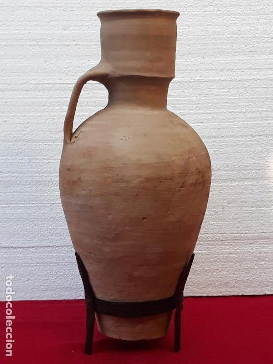 Antigüedades: CANTARO ANTIGUO DE MOTA DEL CUERVO ( CUENCA ) - Foto 4 - 206333311