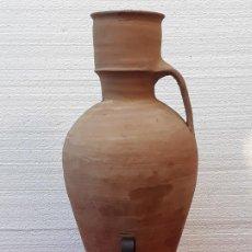 Antigüedades: CANTARO ANTIGUO DE MOTA DEL CUERVO ( CUENCA ). Lote 206333311