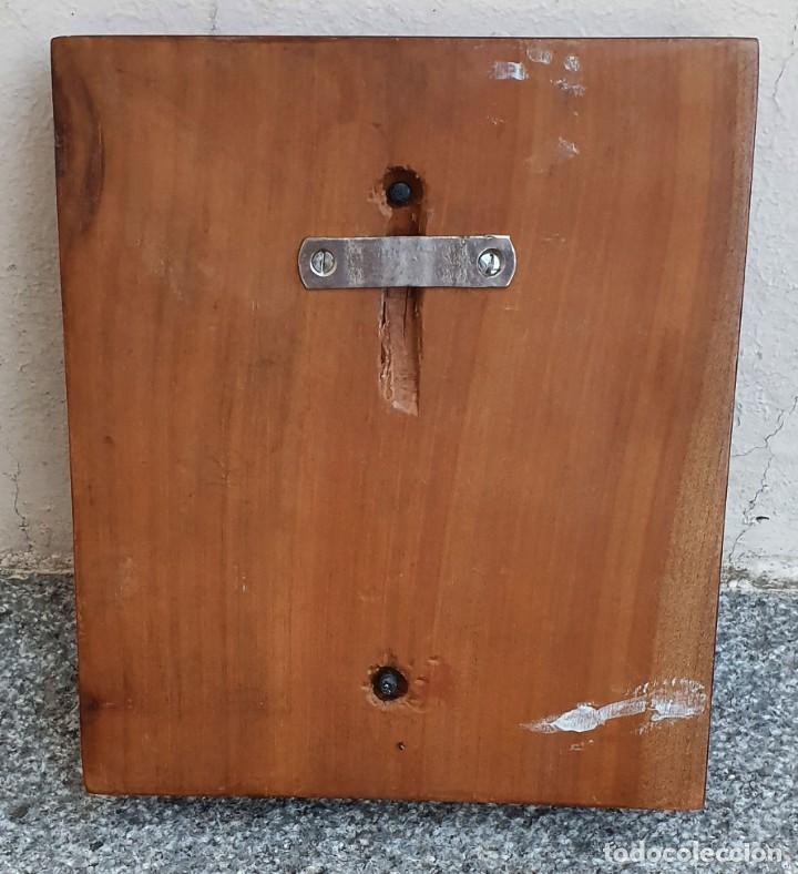 Antigüedades: JAUME MERCADER-MIRET - SAGRADO CORAZÓN - PLATERO SERRAHIMA. - Foto 3 - 206403222