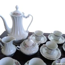 Antigüedades: JUEGO CAFÉ CAPEANS. Lote 206442590