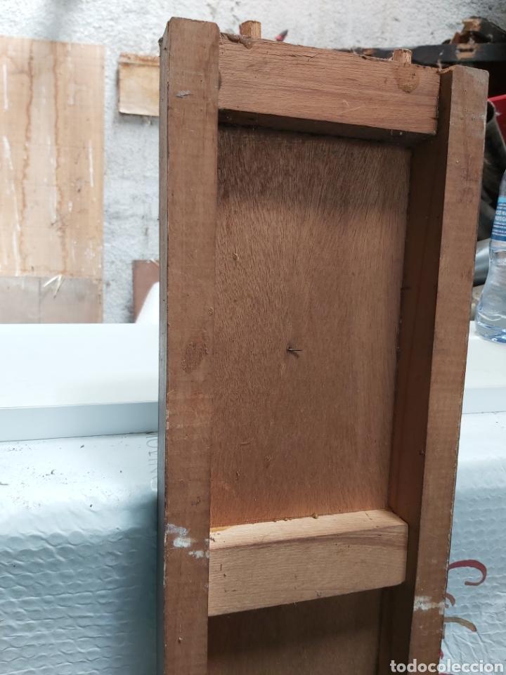 Antigüedades: Pieza de madera, ideal para decoración. - Foto 4 - 206447777