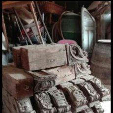 Antigüedades: LOTE DE 19 MÉNSULAS DEL SIGLO XVI. Lote 206450490