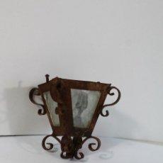 Antigüedades: PEQUEÑO FAROL ANTIGUO. Lote 206464078