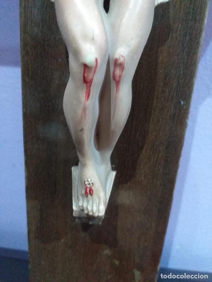 Antigüedades: Antigua cruz - ver las imágenes - Foto 7 - 206477758