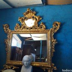 Antigüedades: ESPERO ANTIGUO DORADO. Lote 206517090
