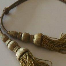 Antigüedades: ANTIGUO CINGULO ECLESIASTICO. Lote 206536305