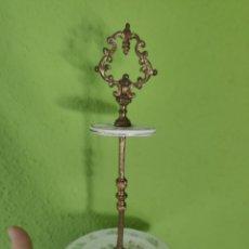 Antigüedades: ANTIGUO SOPORTE CUBIERTOS CUCHILLOS. Lote 115308770