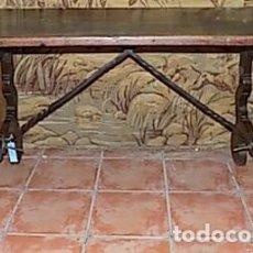 Antigüedades: MESA DE ESCRIBANO. Lote 206768137