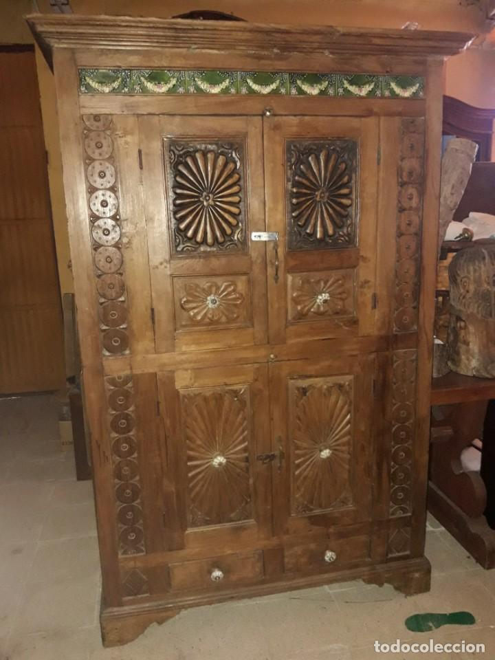 ARMARIO (Antigüedades - Muebles Antiguos - Armarios Antiguos)
