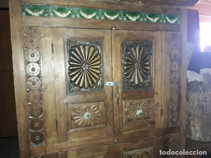 Antigüedades: Armario - Foto 2 - 206805838