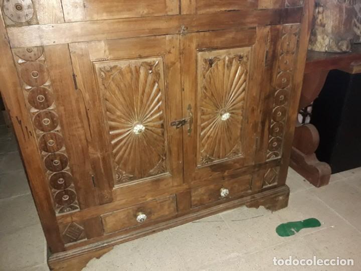 Antigüedades: Armario - Foto 3 - 206805838