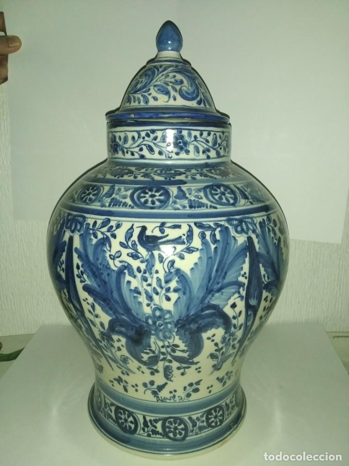 TIBOR RUIZ DE LUNA (Antigüedades - Porcelanas y Cerámicas - Talavera)